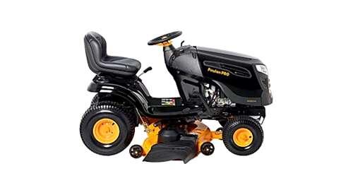 Minitractor cortacesped poulan pro usa 19 hp autom tico - Cortacesped automatico precio ...
