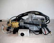 Hidrolavadoras Eléctricas De Agua Fría - Tipo Base - Skunk