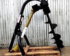 Hoyadora Para Tractor Con Levante De 3 Puntos