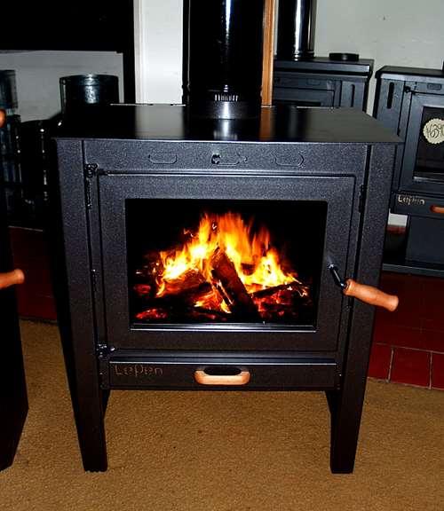 calefactor lepen estufa salamandra a le a 13000 kcal alto On salamandra estufa a leña