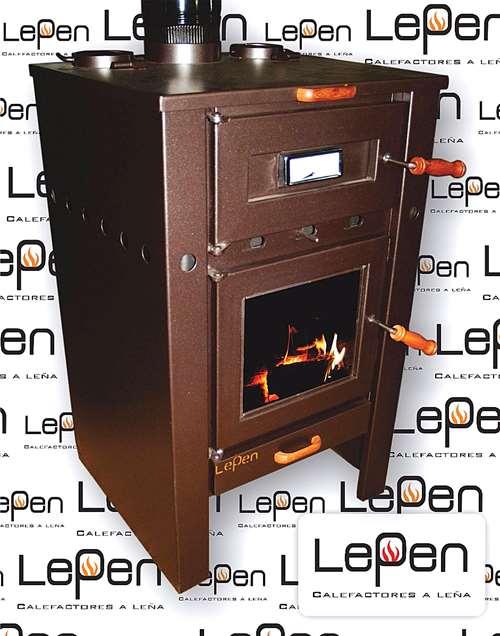 lepen a lea caloras con horno