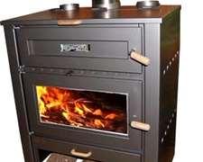 calefactor a lea calorias con horno para asar lechon