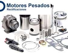 Repuestos Para Motores Pesados Y Livianos (el Mejor Precio)