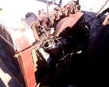 Vendo Motor Perquins 6-305 Con Toma De Fuerza