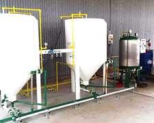 Equipo Para Producción De Biodiesel