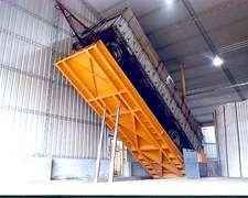 Plataforma Volcadora Hidraulica Para Camiones