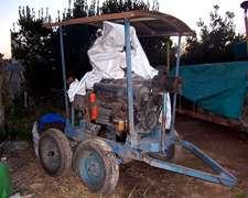 Equipo De Riego Marca Api Motor Deutz 120cv