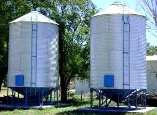 Colonia Menonita.silos Aereos,chimangos Directamente De Fabr