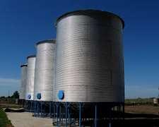 Silos Aéreos.silos Comederos.carros De Combustible