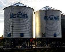 Silos Menonitas Metalmen 72tn $59500