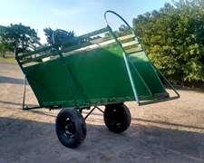 Cargador De Hacienda Transportable
