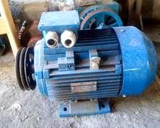 Motores De 5.5 Hp Y 7,5 Hp Trifasicos Usados