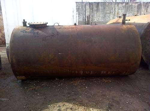 Tanque para deposito de gasoil de 5000 litros for Tanque de 5000 litros