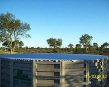 Tanque Australiano 20.000lts 2,10mts De Altura (aguadas)