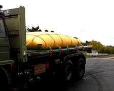 Tanque Flexible Para Combustible