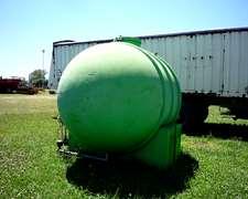 Tanque Para Combustible Estacionario