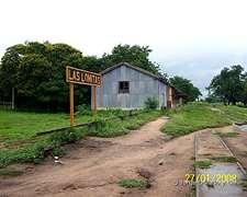 1875 Has. Campo Ganadero Sobre Ruta En Bermejo, Formosa