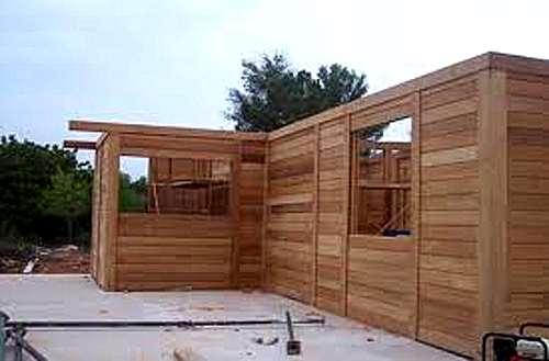 Caba as de madera a medida por pedidos 100 agroads for Casas de madera a medida