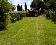 Casa En Campo De 3 Hectáreas