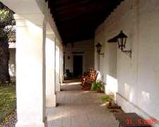 Espectacular Casco Antiguo Jesuitica En Colonia Caroya