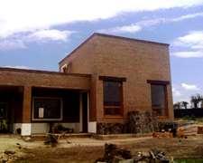 Proyecto Y Construcción De Casas De Campo