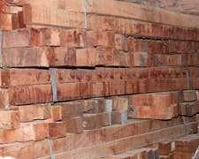 Varillas Para Alambrado 1 1/2 X 2 X 1.20 Y 1.40 Mts