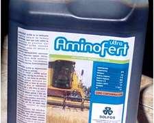 Fertilizante Aminofert Ultra - Aminoácidos + Micronutrientes
