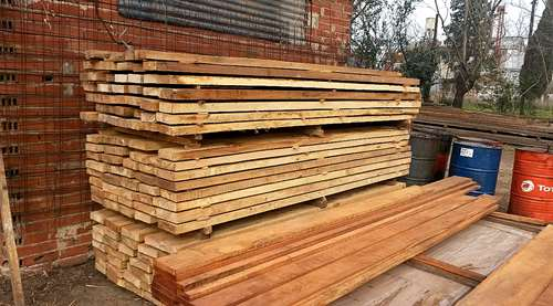 madera piso balanza camion 3m x 20m en 2 dura agraso disp
