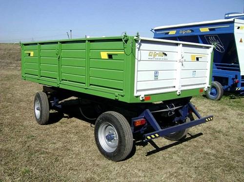 Acoplado Rural Para 3,5 Tn - Arb09