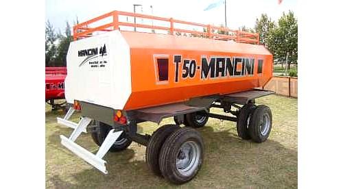 Acoplado tanque mancini de 5000 litros a o 2013 agroads for Tanque de 5000 litros