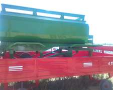 Acoplado Tanque 3000 Lts
