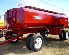 Acoplado Tanque Combinado 3000 Gas Oil / 750 Agua Financiado