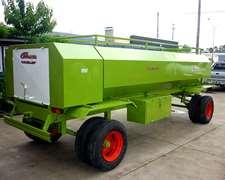 Acoplado Tanque Combinado 5000 Gas Oil / 750 Agua Financiado