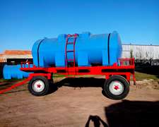 Acoplado Tanque Rotor 12.000 Litros