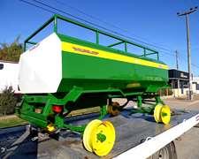 Cisterna Tanque Combustible 3000 Litros Cheques Tarjetas