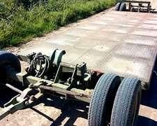 Carreton Para Transportar Sembradoras