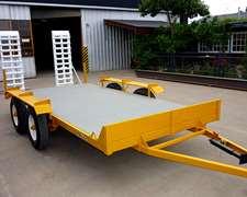 Carreton Trailer Para Auxilio Vehicular 3tn Cheques Tarjetas