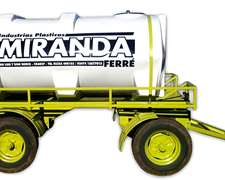 Carro Tanque 3650 Lts - 3500 Lts - 3000 Lts