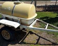 Cisterna 600 Lts. (fibra)