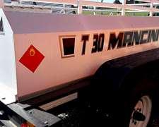 Cisterna Mancini 3000lts Nueva - Industrias Fragar S.a.