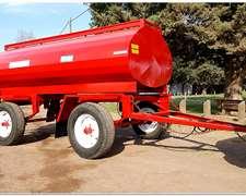 Cisterna Para 3.000 Lts De Capacidad - En Promocion