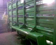 Jaula P/ Cerdos Sistemas Forrajeros 5 Cuotas S/int