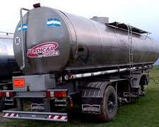 Semirremolque Tanque Térmico - Mod: 1997