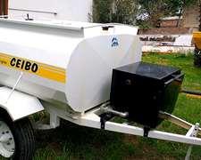 Tanque Para Combustible 1500 Lts