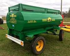 Tanque Para Combustible De 3000 Lts