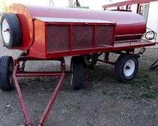 Vendo Tanque P/combustible Comofra 3000l Con Bomba Electrica