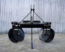 Aporcador - Alomador Para Tractores Con 3 Puntos