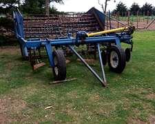 Arrancadora Agroindustrial Simple - Excelente Estado