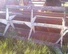 Vendo Plataforma Sojera Alcal Angosta 5 Surcos