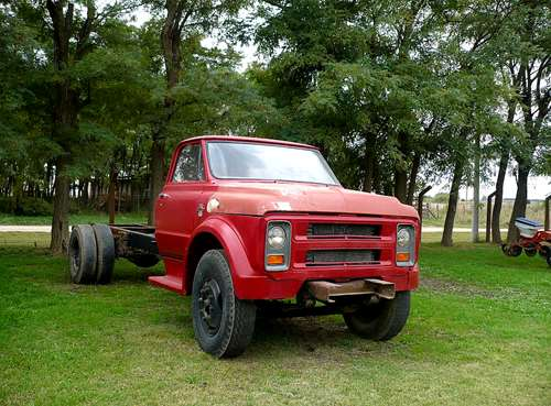 Camion Chevrolet C 60 A O 1968 Agroads